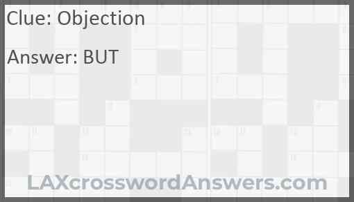 Objection Answer